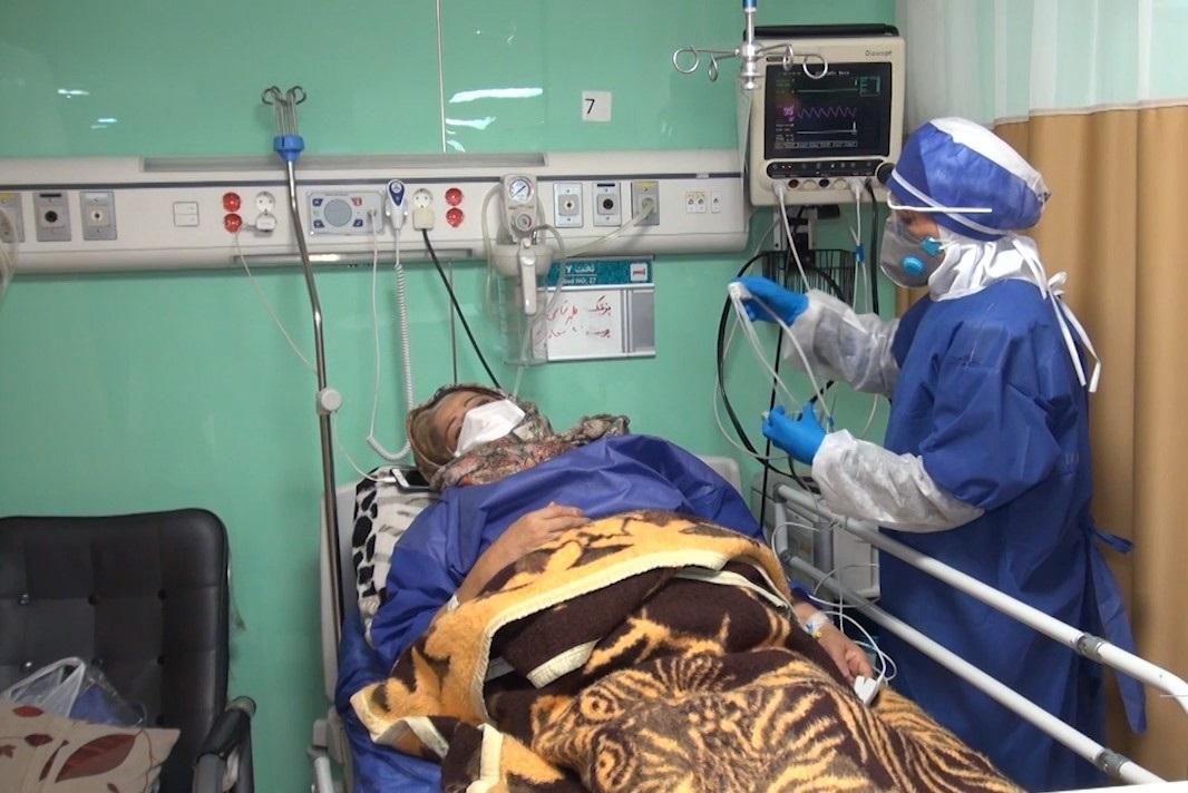 ویروس کرونا ۱۴۳ نفر را در استان همدان بستری کرد
