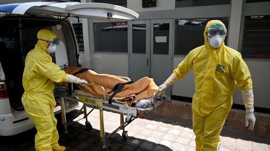 ویروس کرونا جان ۷ بیمار را در شهرستان آمل گرفت