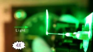 ساخت آفتابگردان مصنوعی که به سمت نور میچرخد