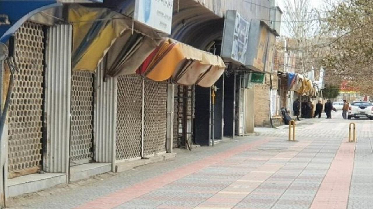 مشاغل گروههای ۲، ۳ و ۴ در بوشهر تعطیل شدند