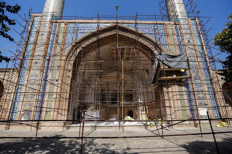 ۲۸ بنای تاریخی در قزوین پارسال مرمت شدند