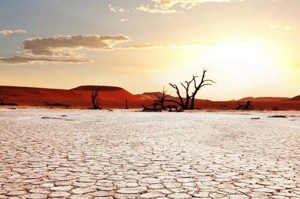 رئیس اداره هواشناسی کاشان: این شهرستان وارد فاز خشکسالی شده است