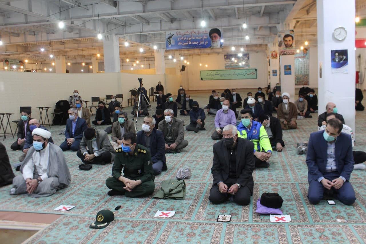 نماز جمعه در ۱۰ شهرستان خراسان جنوبی برگزار نمیشود