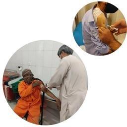 آغاز واکسیناسیون کرونا پاکبانان سیستانوبلوچستان