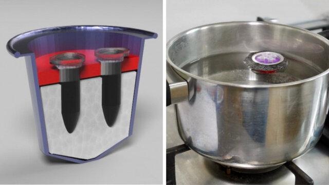 استفاده از دستگاه قهوهساز برای آزمایش کووید-۱۹!