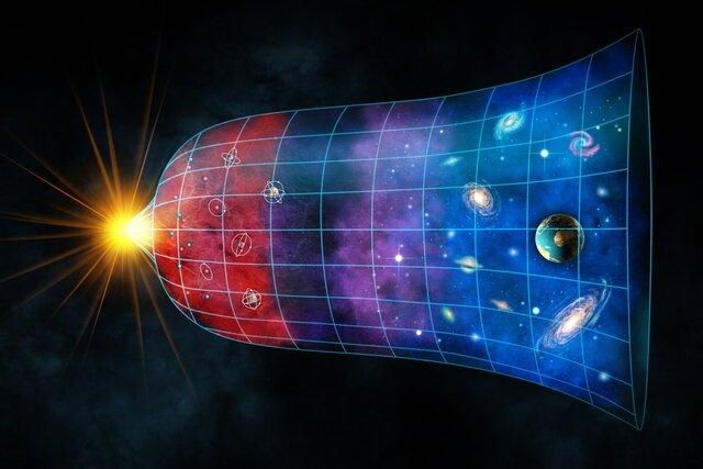 ماده تاریک مغناطیسی میتواند عامل تسریع انبساط جهان باشد