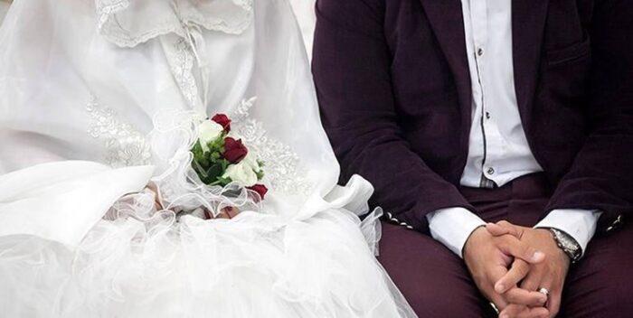 یک مراسم عروسی ۴۰ نفر را کرونایی کرد