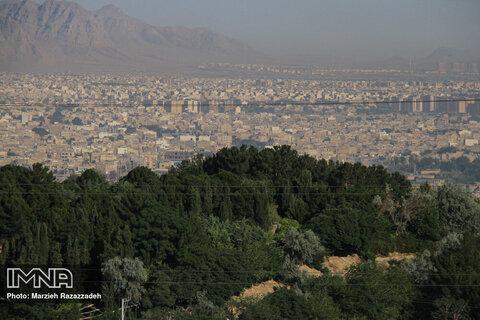 هوای اصفهان برای گروههای حساس ناسالم شد