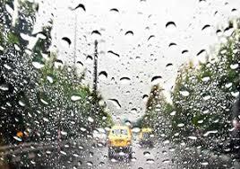 آسمان استان همدان بارانی میشود