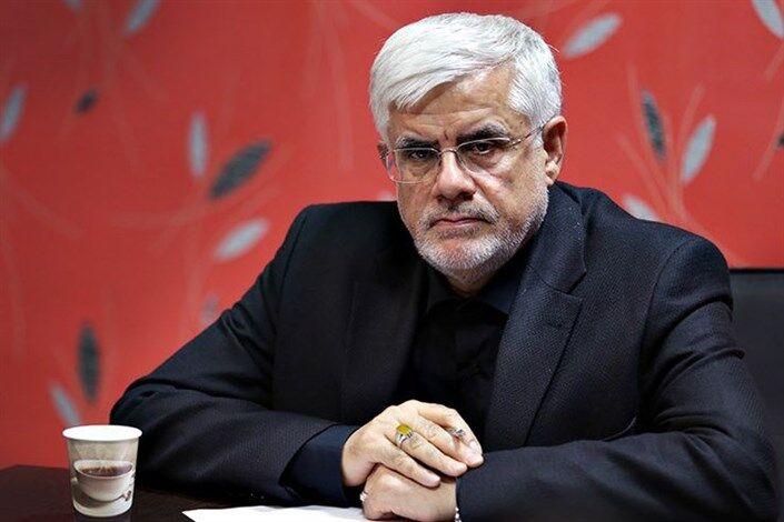 روحانی اصلاحطلب: یک حرف درست هم از عارف شنیده نشد