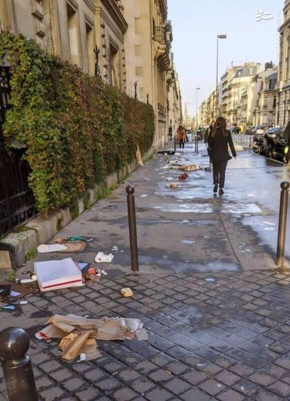 پاریس بدون روتوش