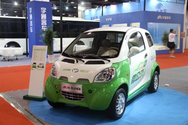 استقبال از خودروهای ارزان برقی در چین