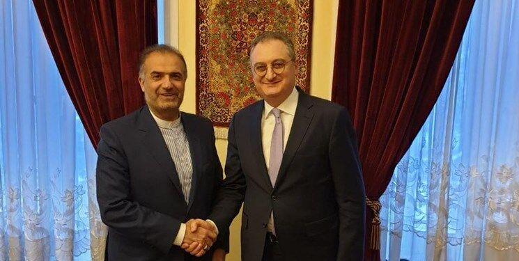 رایزنیهای سفیر ایران و مقام روس درباره همکاریهای دوجانبه