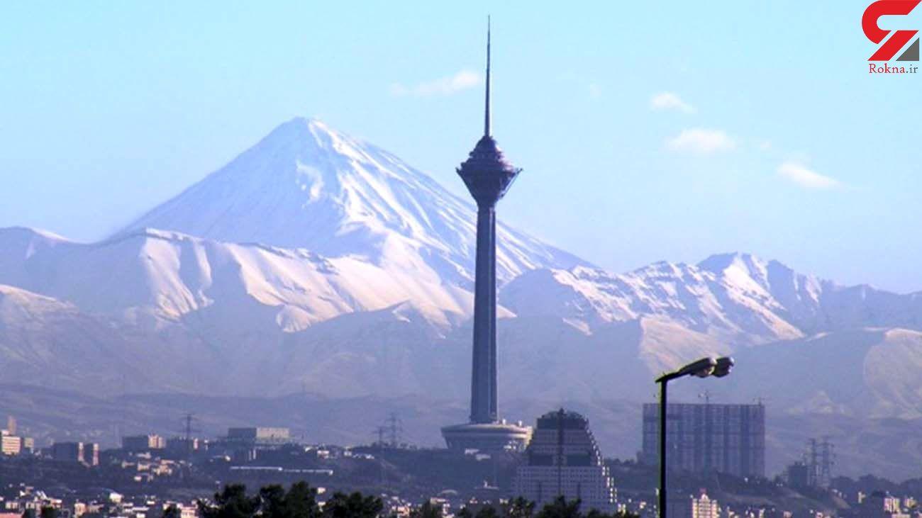 آلودگی هوای تهران تا کی ادامه دارد؟