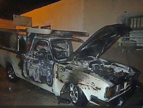 اختلافات شخصی عاملی برای آتشزدن خودرو در اسلامآباد غرب