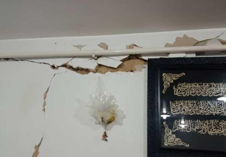 زلزله مریوان به منازل مسکونی در ۲۳ روستا خسارت وارد کرد