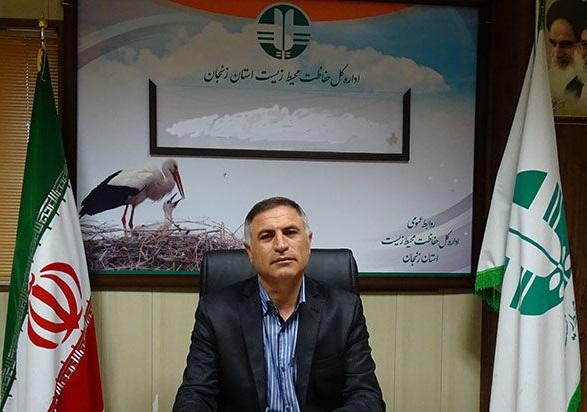 مناطق حفاظتشده زنجان با کمبود محیطبان مواجه است