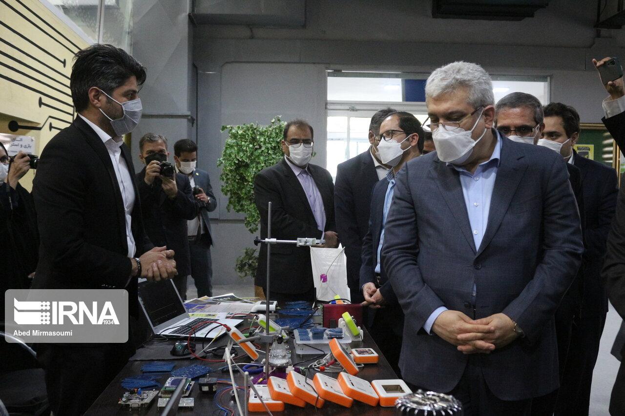 افتتاح ۷ طرح فناورانه رهاورد سفر معاون رئیس جمهور به استان سمنان
