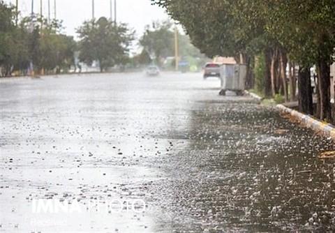 پیشبینی بارشهای بهاری از بعدازظهر امروز در استان اصفهان