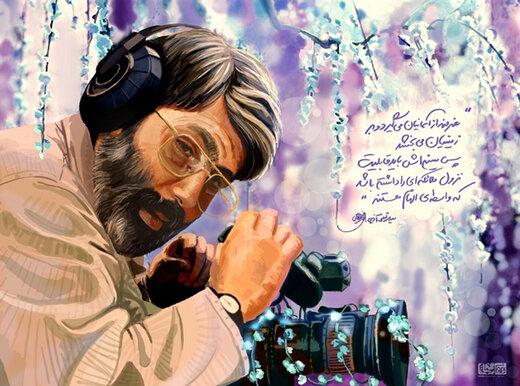 رئیس بنیاد فرهنگی روایت: مراودات خوبی با خانواده محترم شهید داریم