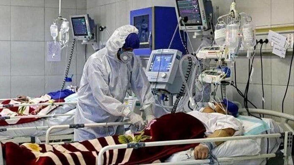 هجوم بیماران کرونایی به بیمارستانها در تهران