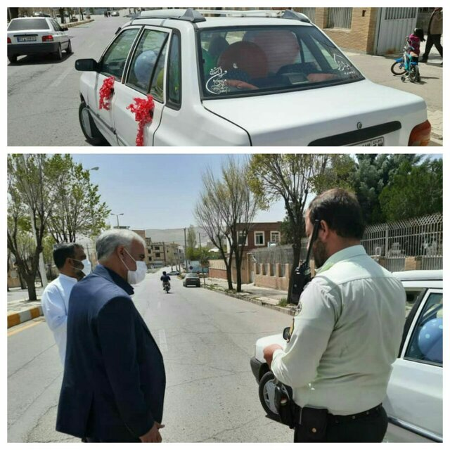 بازداشت داماد الیگودرزی در روز جشن عروسی