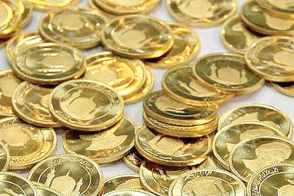 بازگشت سکه به میانه کانال 10 میلیونی؛ باقی ماندن دلار در ردیف 24 هزار تومانی