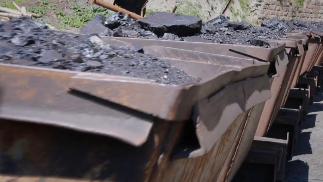 توسعه معادن زغال سنگ مازندران