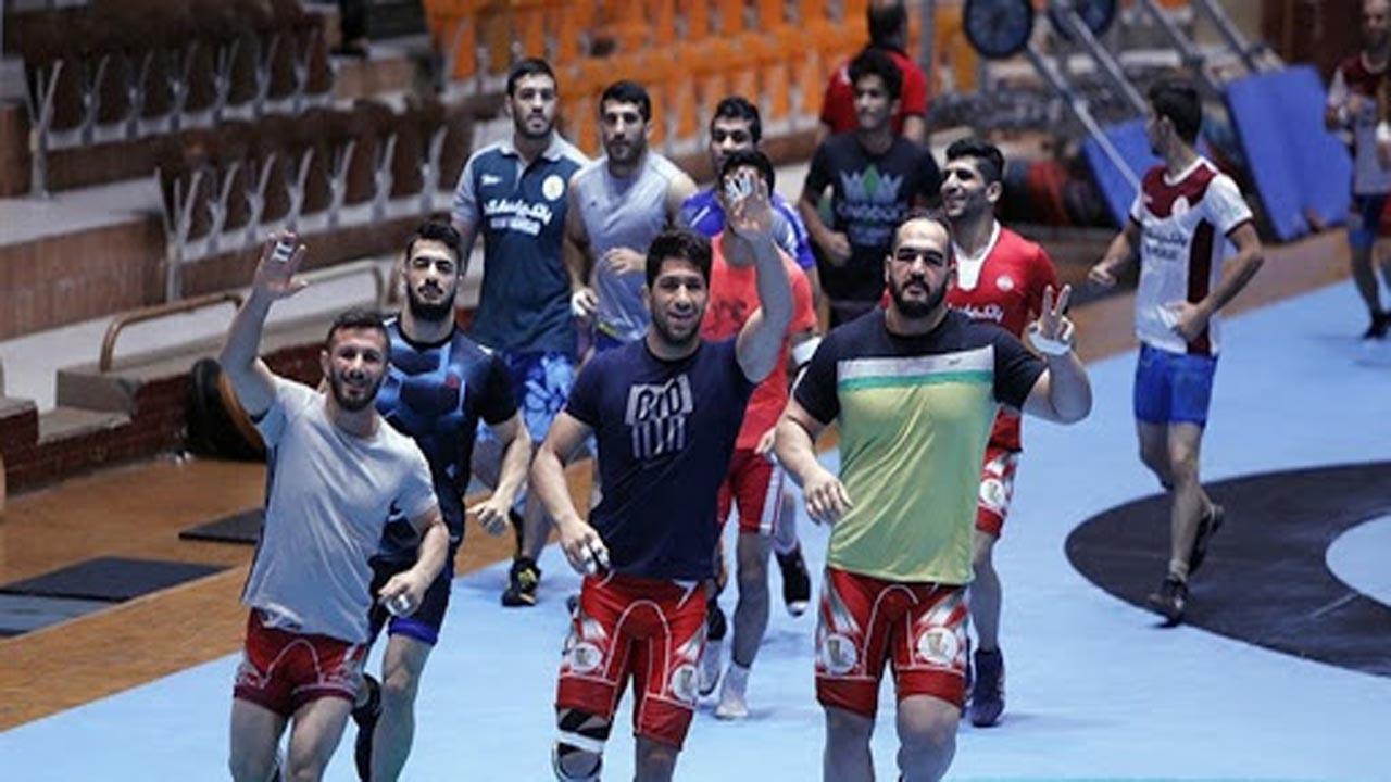 اعزام کشتیگیران مازندرانی به رقابتهای گزینشی المپیک