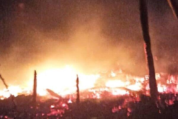 آتشسوزی در هتل شیراز صحت ندارد
