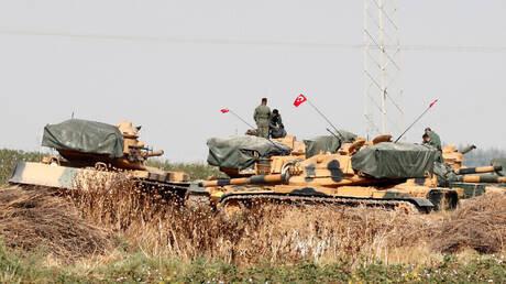 کشته شدن دو نظامی ترکیه در شمال سوریه