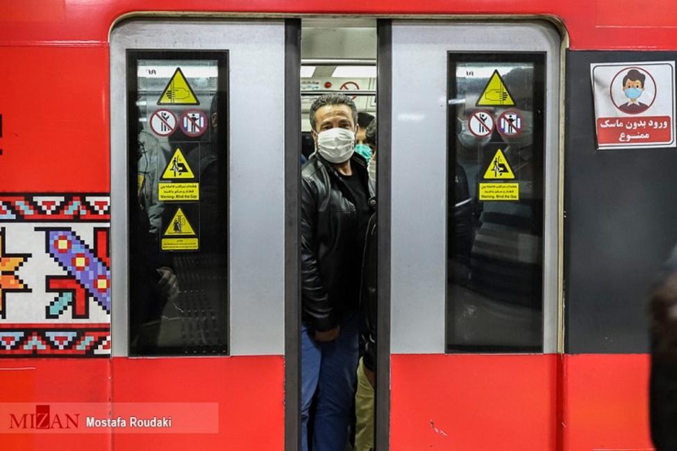 قیمت بلیط مترو از ابتدای اردیبهشت گران میشود