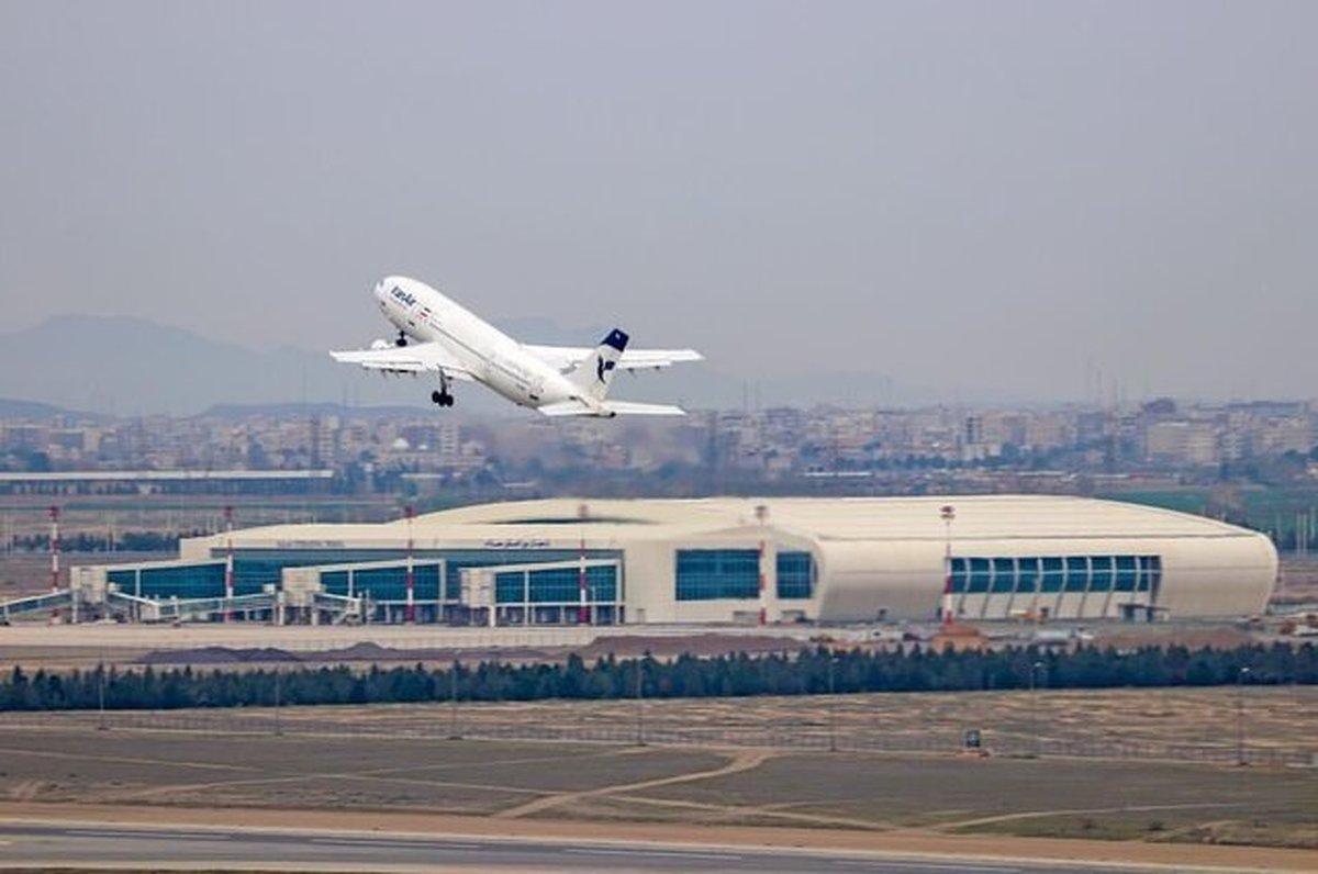 ممنوعیت پروازهای مستقیم و غیر مستقیم به ۲۱ کشور