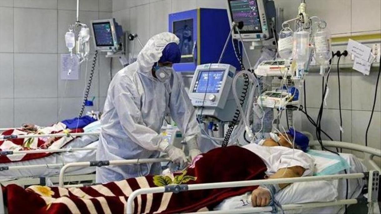 بستری ۱۴ بیمار جدید مبتلا به کرونا در کاشان و آرانوبیدگل