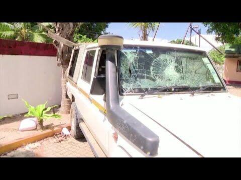 ۱۲ تن در حمله تروریستی در موزامبیک کشته شدند