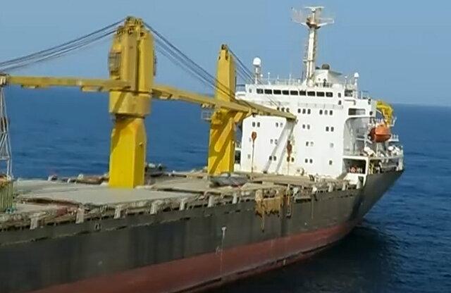 روایتی از جزئیات آسیب دیدن کشتی ایرانی «ساویز» در دریای سرخ