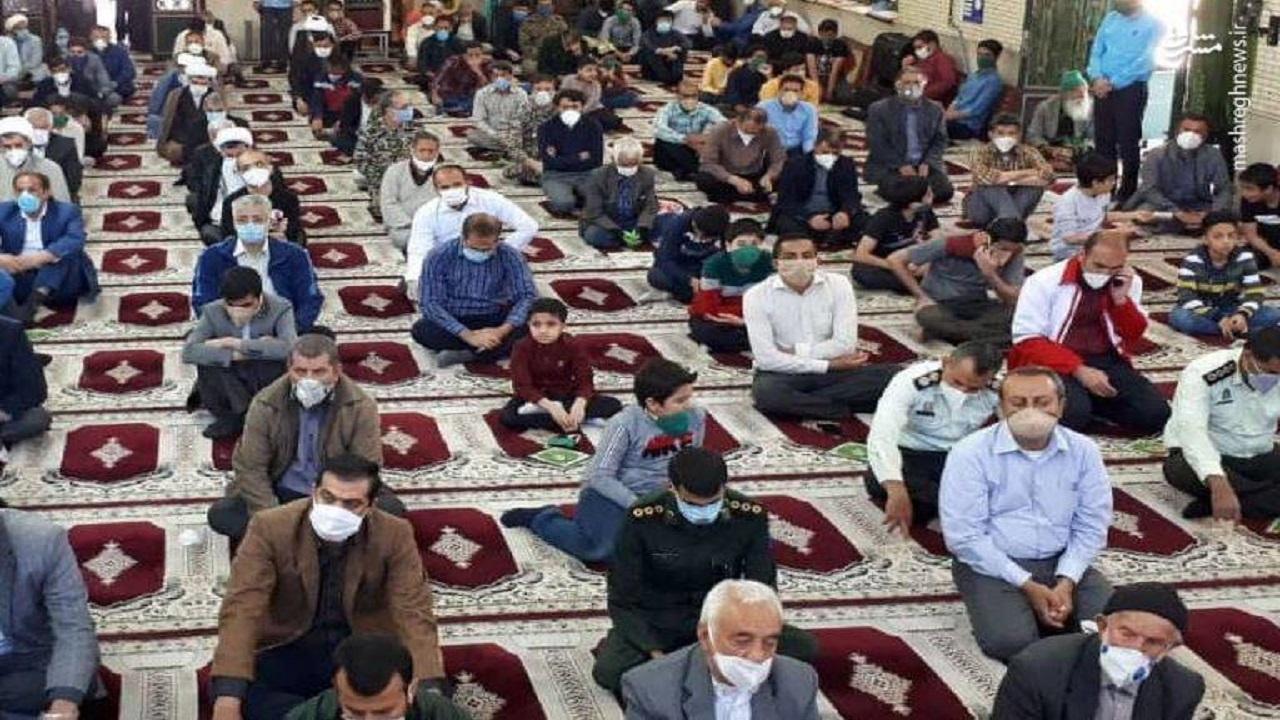 نماز جمعه دزفول برگزار نمیشود