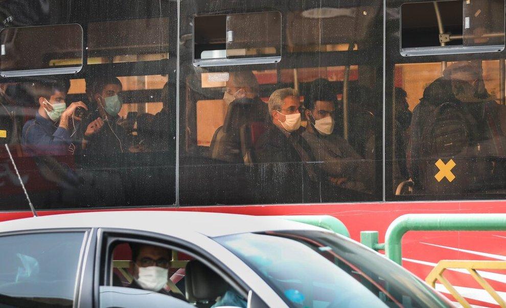 عکس/ پیک چهارم کرونا در کمین مردم