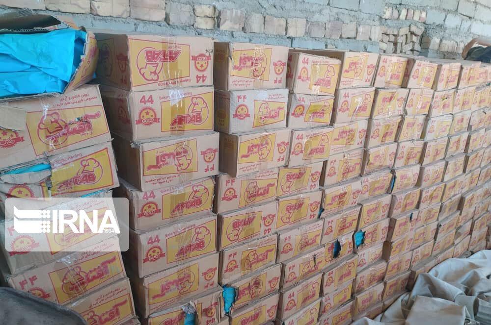 ۹۲ تن روغن احتکاری در آذربایجانغربی کشف شد