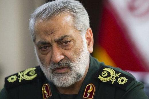 سردار شکارچی: پاسخ قاطعانهای به عوامل حمله به کشتی ایران میدهیم