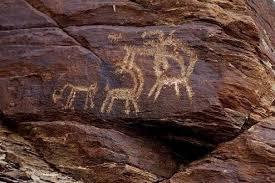 کشف سنگنگارههای متعلق به دوره ساسانیان در محلات