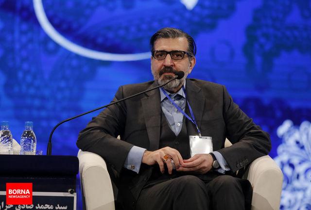 صادق خرازی: دنیا تنها صدای رهبری، رئیس جمهور و ظریف را میشنود