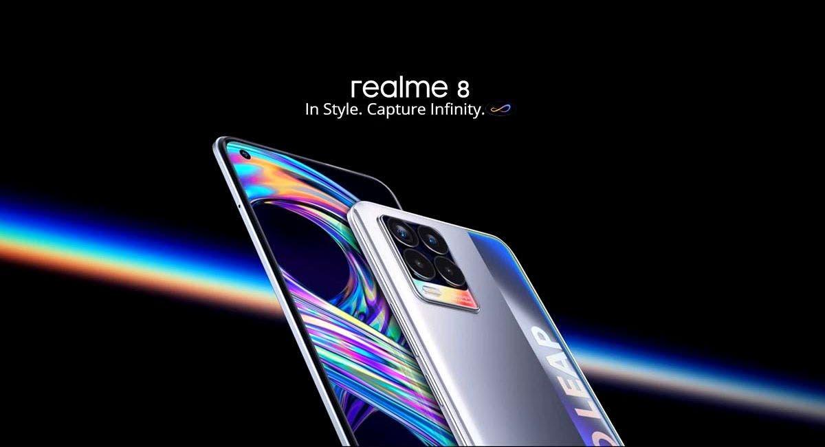 تاریخ معرفی سری Realme 8 5G رسما اعلام شد