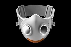 رپر آمریکایی ماسکی با فیلتر هپا و هدفون داخلی رونمایی کرد