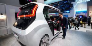 LG بعد از موبایل وارد صنعت خودروسازی میشود
