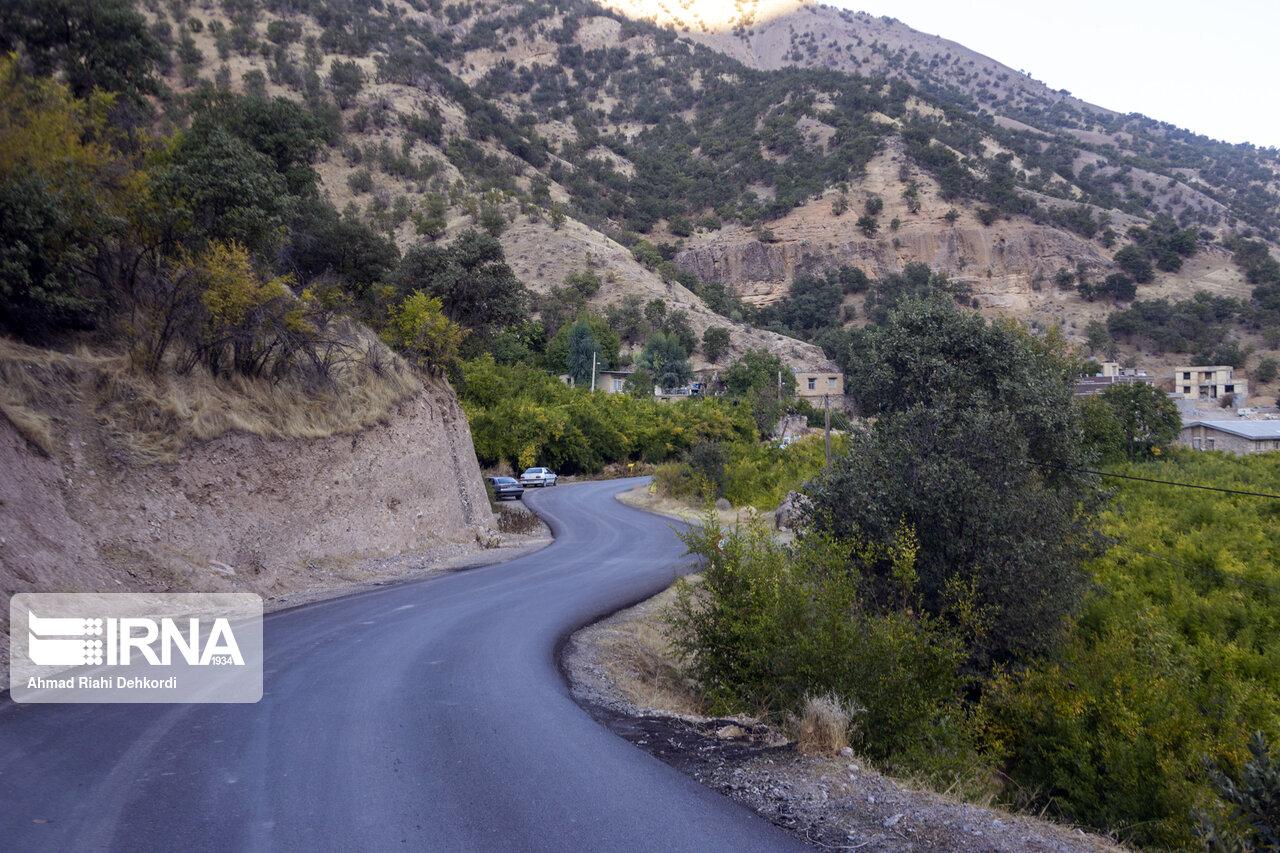 ۵۲۹ کیلومتر از راه روستایی خراسان شمالی آسفالت شد