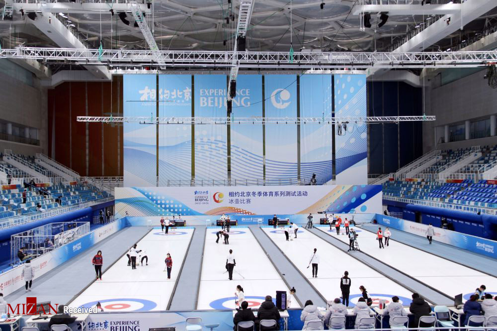 آماده سازی برای المپیک زمستانی ۲۰۲۲