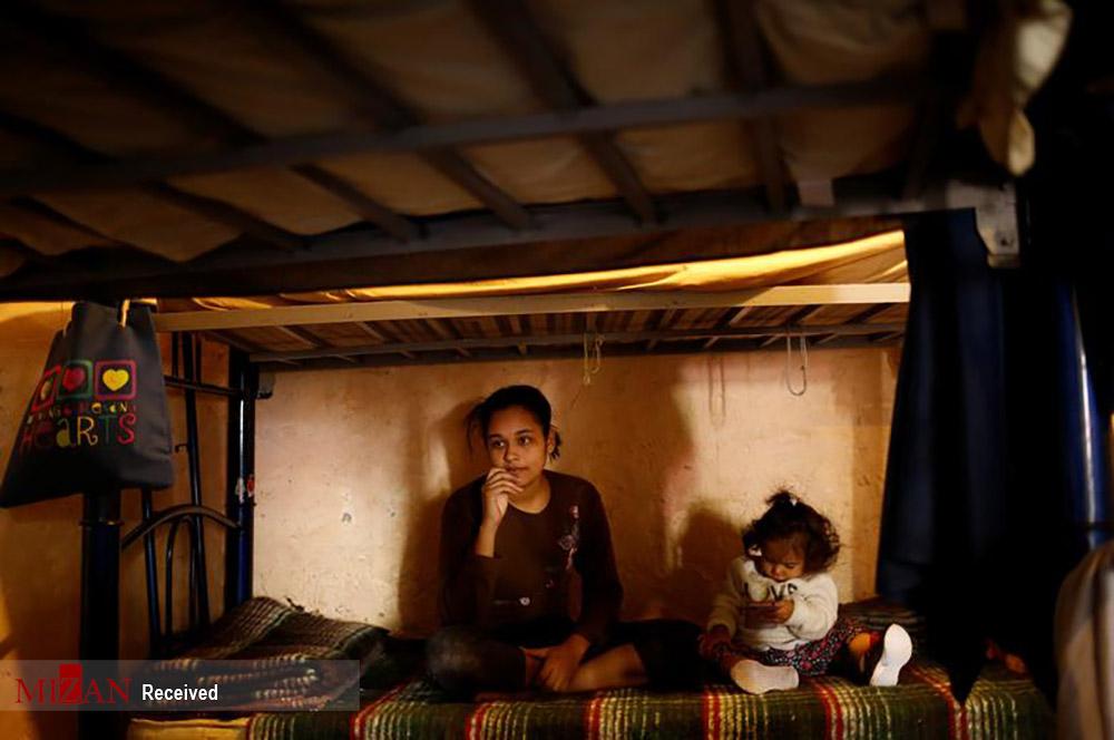 سر پناه مهاجرین آمریکا