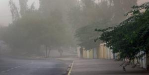 وزش باد شدید همراه با گردوخاک، اصفهان را فرا میگیرد