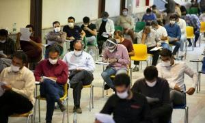 اعلام اسامی پذیرفته شدگان یک برابر ظرفیت آزمون استخدام پیمانی سال 99